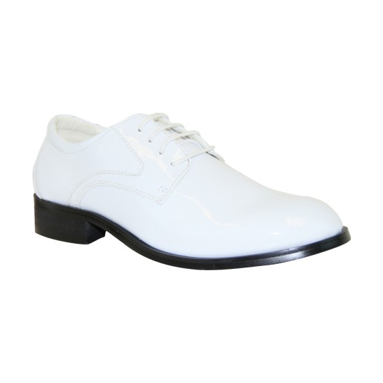 TAB - Youth's lacee-up tuxedo dress shoes for sale