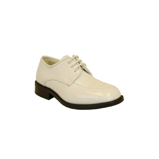 TADI  - Kid's lace-up tuxedo dress shoes for sale