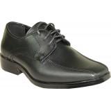 TUX-5-KID MATTE - boys tuxedo lace-up dress shoes for sale