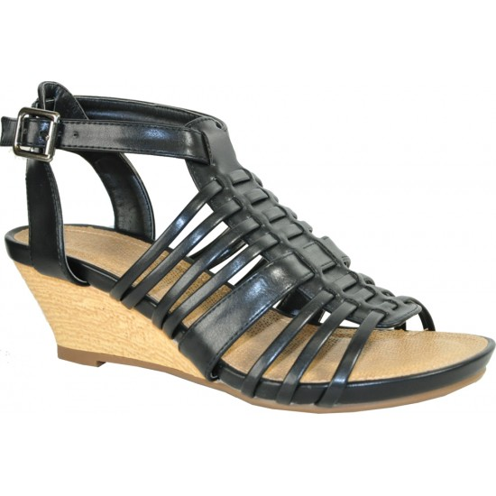 DIVYA-4 - women's wedge sandals for sale