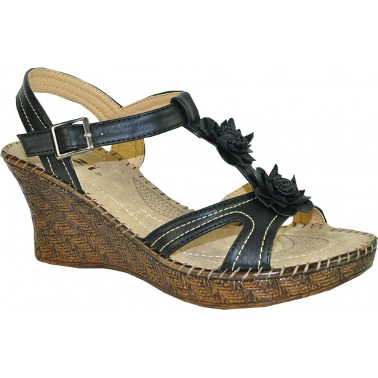 EDNA-04 - women's wedge sandals for sale