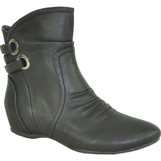 SD4416 - women's ankle comfort wedge boots for sale