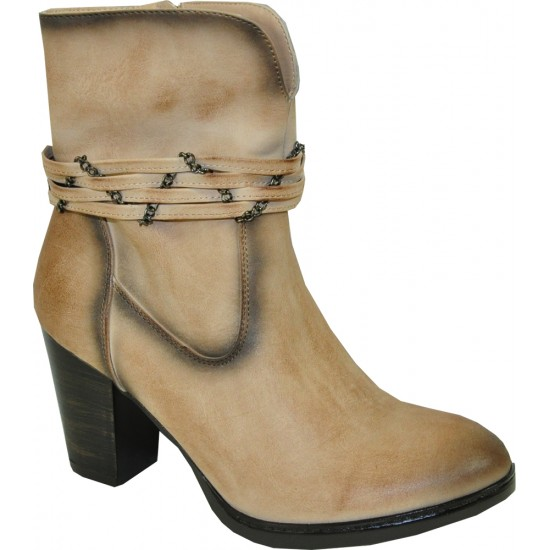 SD5401 - women's ankle spring bootie for sale