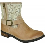 SD5404 - women's ankle spring bootie for sale