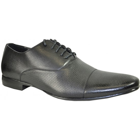 KLEIN-2 - Oxford Fashion with Round Point Cap Toe