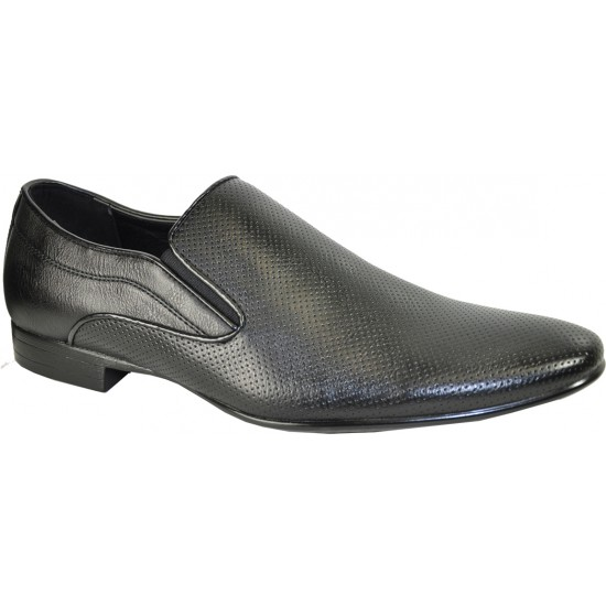 KLEIN-3 - Loafer Fashion with Plain Round Point Toe