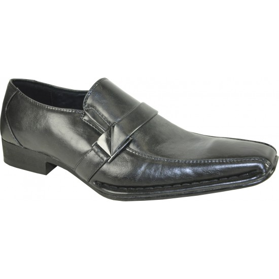 MARINO-3 - Classic Point Bicycle Toe with Leather Lining