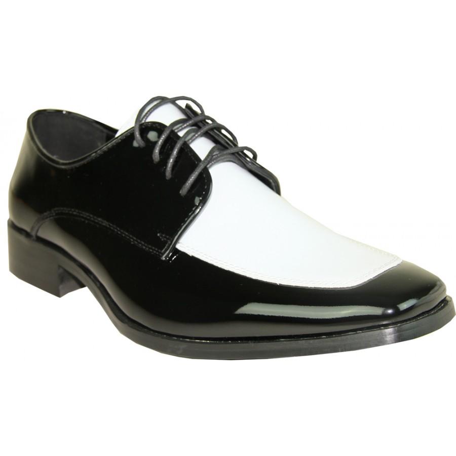 TUX-3 - men s tuxedo lace-up dress shoes for sale